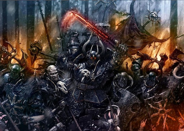Warriors of Chaos Rules Compilation
