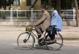 Muslim cyclists