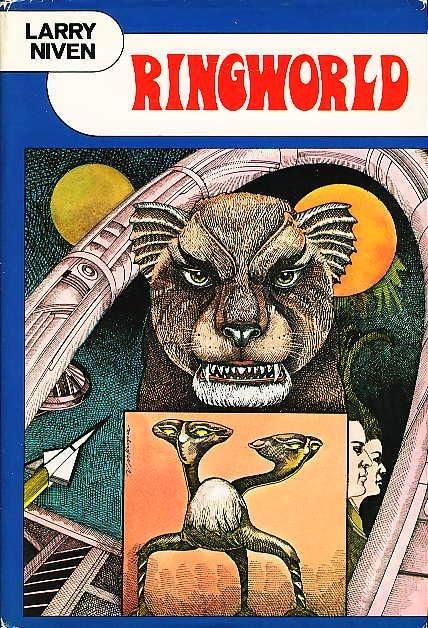 Ringworld Fist Of God