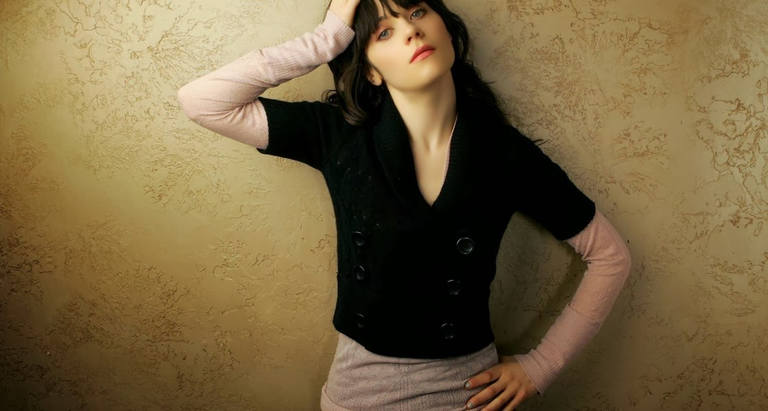 zooey deschanel hot 1920 - photo #22