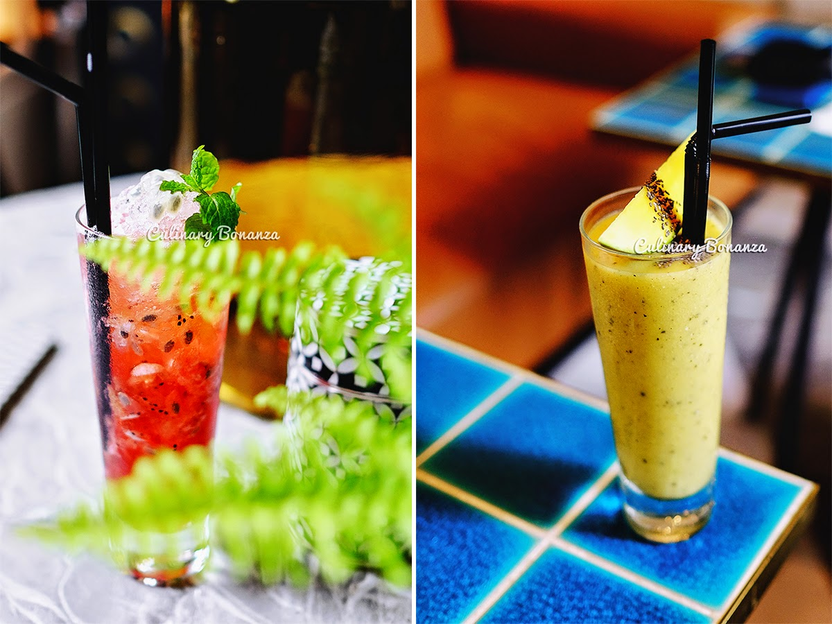 Mocktails and Smoothies at GIA Italian Restaurant and Lounge Jakarta (source www.culinarybonanza.com)