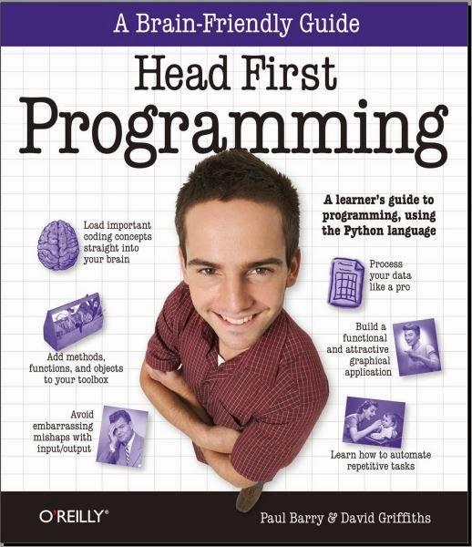 Head First Programming: A Learner's Guide to Programming Using the Python Language Download Free