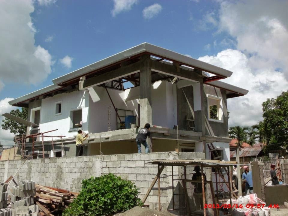 Glenville Subdivision house construction project in Leganes ...