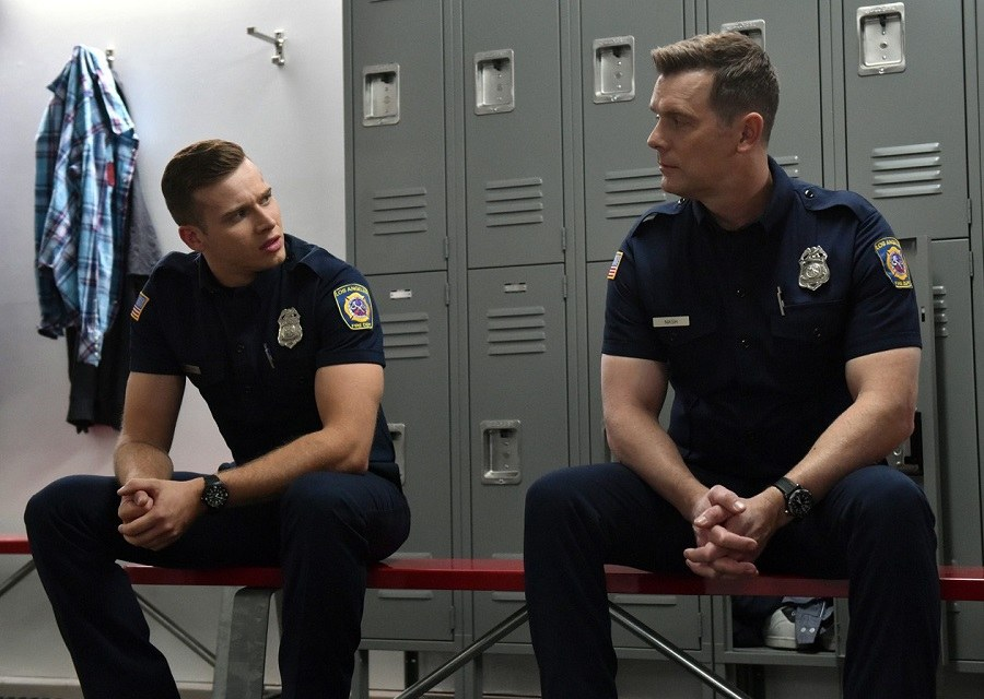 9-1-1 - 2ª Temporada Legendada 2018 Série 1080p 720p Full HD WEBrip completo Torrent