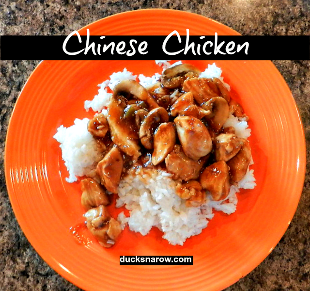 Chinese food; stir fry recipes; chicken recipes; chicken and mushrooms