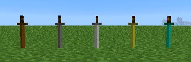 Gravestone Mod espadas tumba