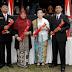 Istri Gubernur Gatot, Sutias Handayani Terima Satyalencana Kebaktian Sosial