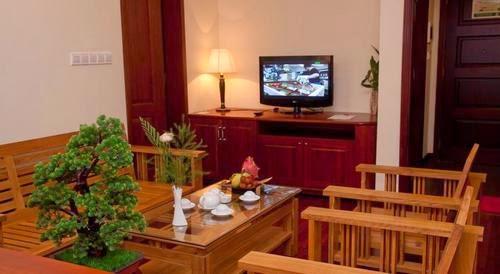 Phòng khách sạn Đức Long Gia Lai
