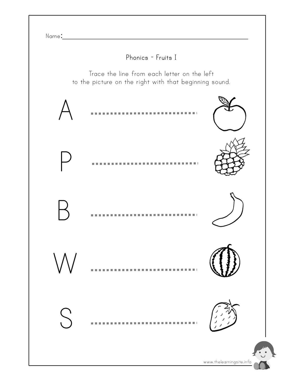 worksheet 1 worksheet 2 worksheet 3 generate your own fruit Images ...