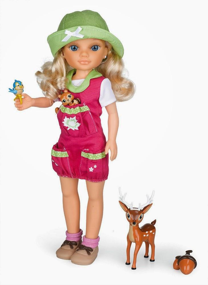 JUGUETES - NANCY - Muñeca Nancy Animalitos en el lago  Producto Oficial | Famosa 700011276 | A partir de 4 años