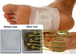 DETOX FOOT PATCH JUN GONG HARGA SERENDAH  RM0.30/PC