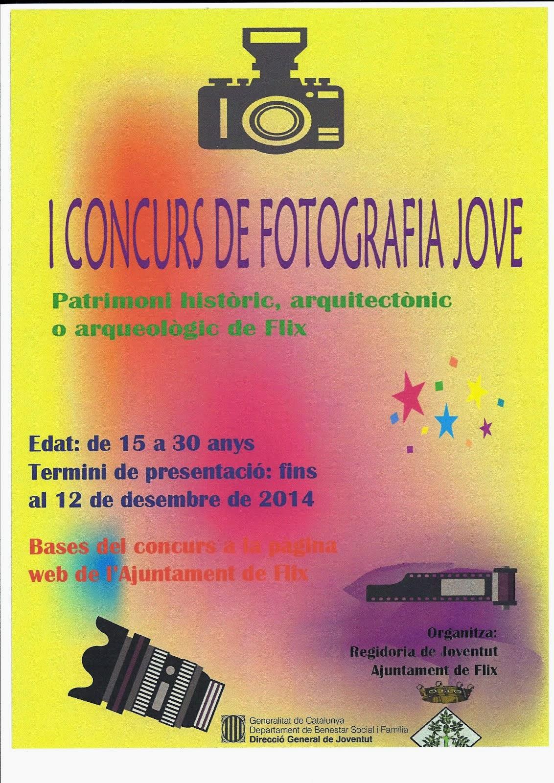 Concurs de fotografia jove.