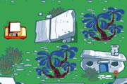 Taş Devri Araba Sürme Oyunu