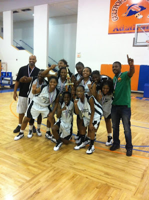 Girls basketball desoto lady express wins aau mississippi 8th grade