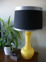 Simple Ribbon Lamp Shade