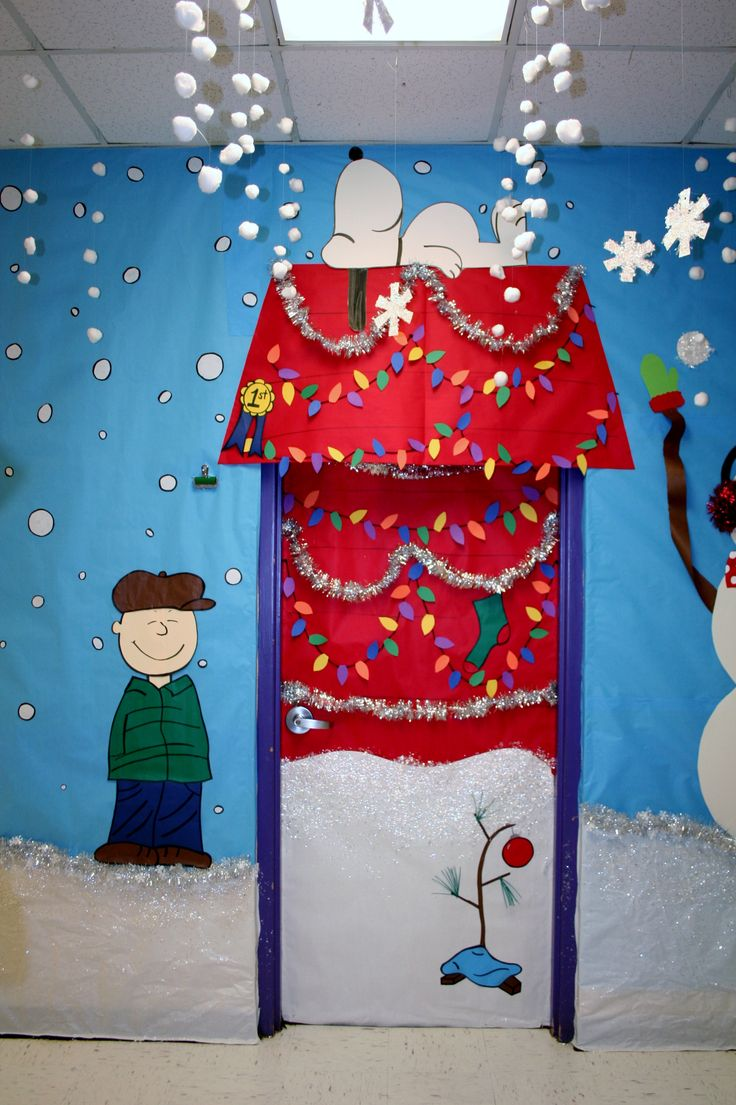 Pedagogia Intensa 8 Portas Sala de Aula Natal ~ 163338_Christmas Door Decorating Ideas Middle School
