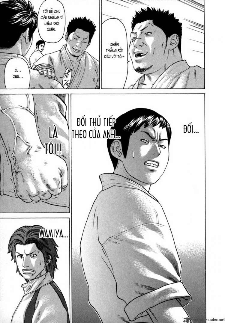 Karate Shoukoushi Kohinata Minoru chap 80 Trang 17