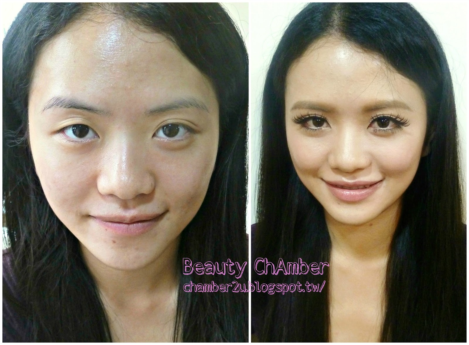 Japanese Eye Makeup Before And After
