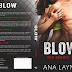 Cover Reveal: BLOW by Ana Layne