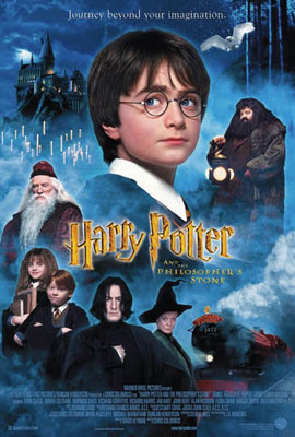 Harry Potter e A Pedra Filosofal, de Chris Columbus