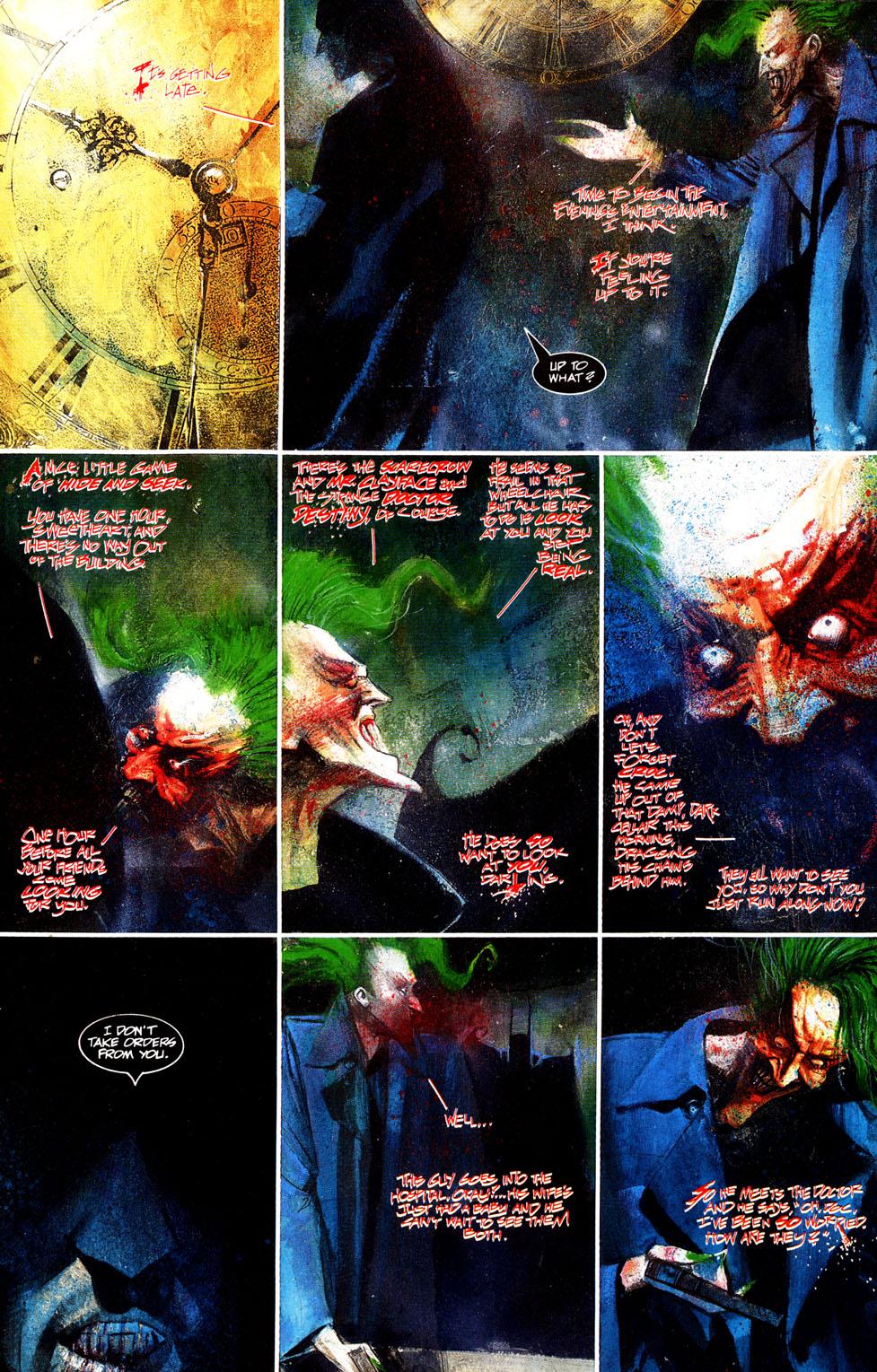"""Submundo HQ: """"-Batman - Asilo Arkham""""- (Previa): Um Conto de Horror ..."""