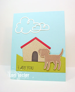 I Dig You card-designed by Lori Tecler/Inking Aloud-stamps and dies from Paper Smooches