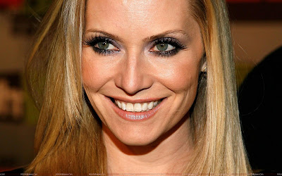 Emily Procter Hollywood Actress Wallpaper