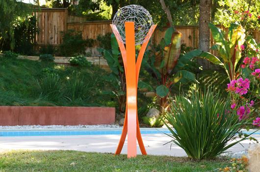 Fresh Decor: Beautiful Garden Sculpture Ideas