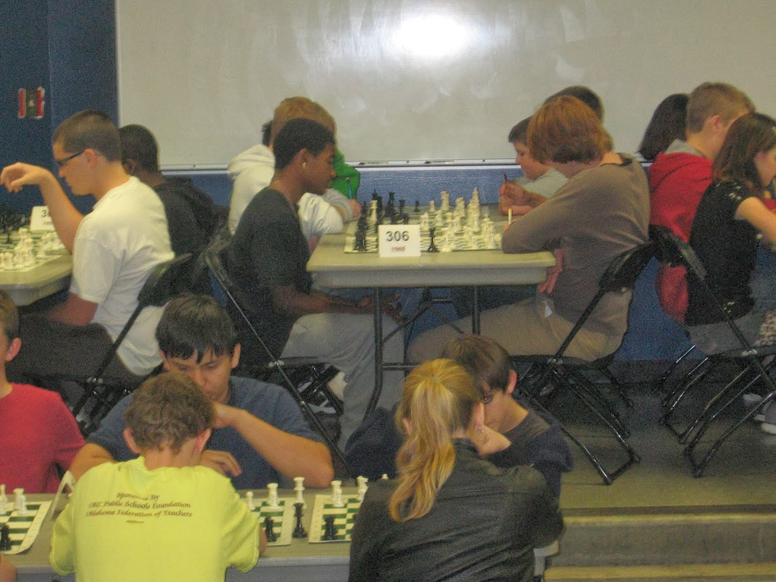 The Bison Chess Club