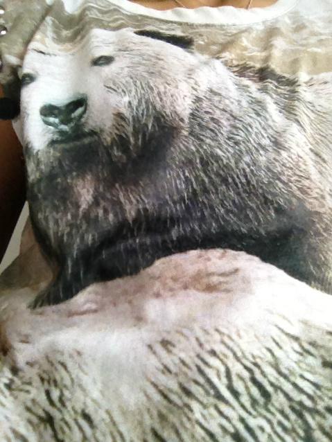 Polar Bear Top from Zara