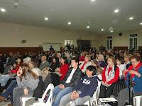 Jornada cultural en Benito Juárez