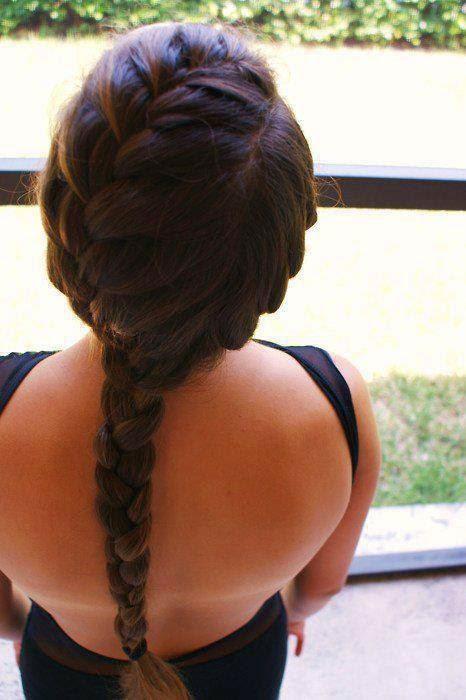 Amazing Ladies Hair Style.