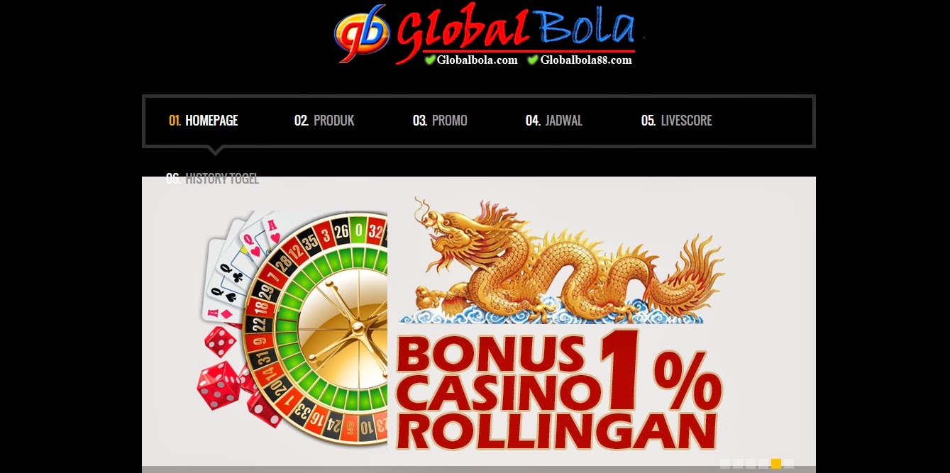 tampilan globalbola.com