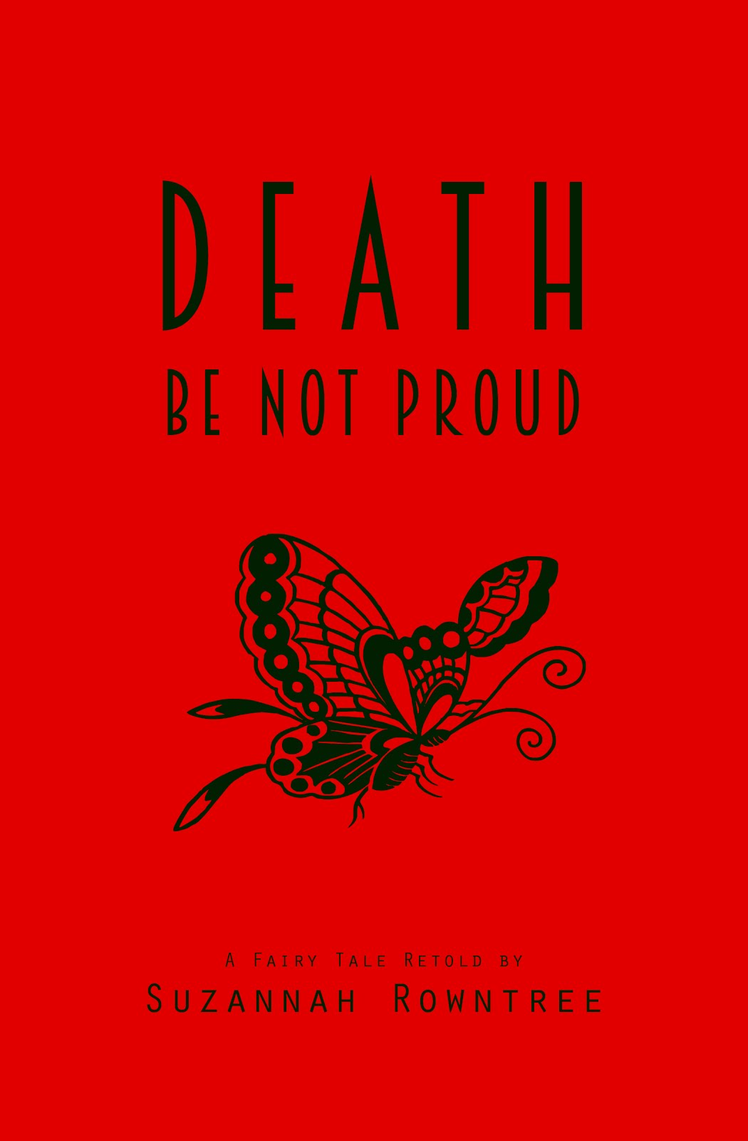 vintage novels death be not proud cover reveal and release date as usual i started designing this cover on the side as i worked on the very first draft of the story in the end it went through many many more drafts
