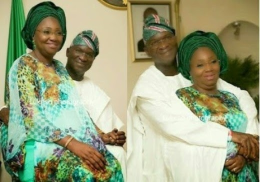 Governor Fashola And Wife Celebrate 22nd Wedding Anniversary