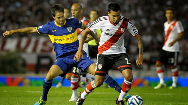 Ver Boca Juniors vs River Plate En Vivo Online Gratis 25/01/2014 HD