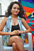 New Actress Jhansi Hot Stills in Shorts-thumbnail-10