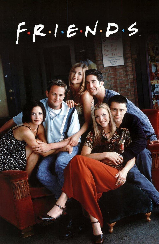 Assistir Friends 8 Temporada Dublado e Legendado