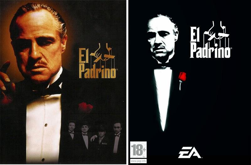 historia del cine a través de los carteles_El Padrino