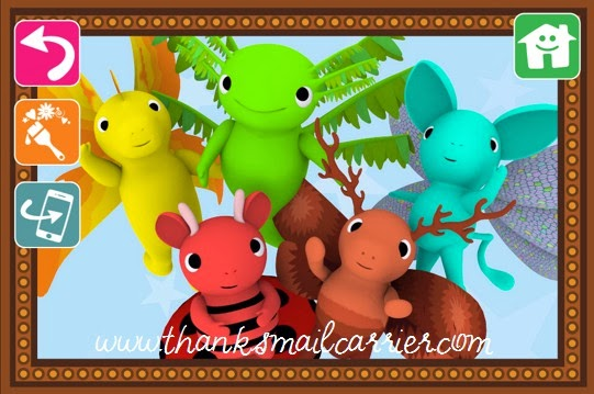 LeapFrog Magical Creature Catch