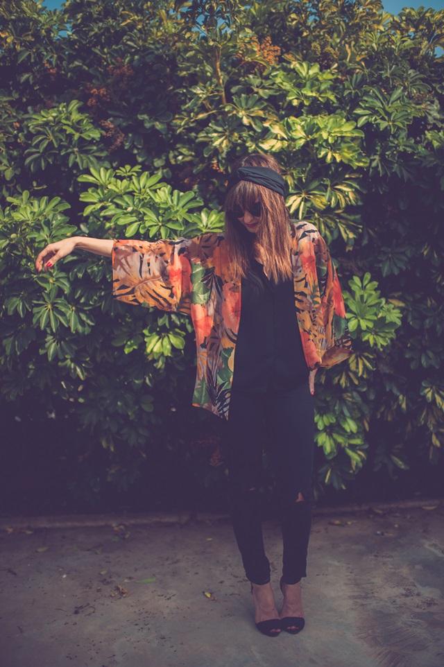 Guillermina Ferrer Kimono