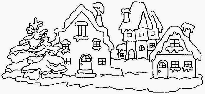 winter coloring sheets free coloring sheet