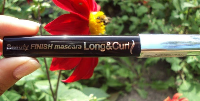 Beauty Finish Long & Curl Mascara od Quiz Cosmetics.