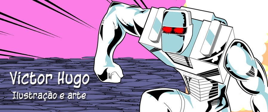 Victor Hugo Carballo - Blog de ilustrações