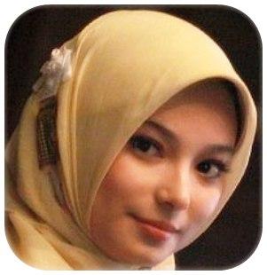 for: Cara Memakai Jilbab Sesuai Bentuk Wajah Trend Model Terbaru