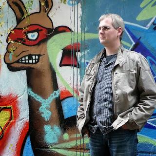 Christian Ahlers alias BatteryDead, Electronic Circus 2013 / photo S. Mazars