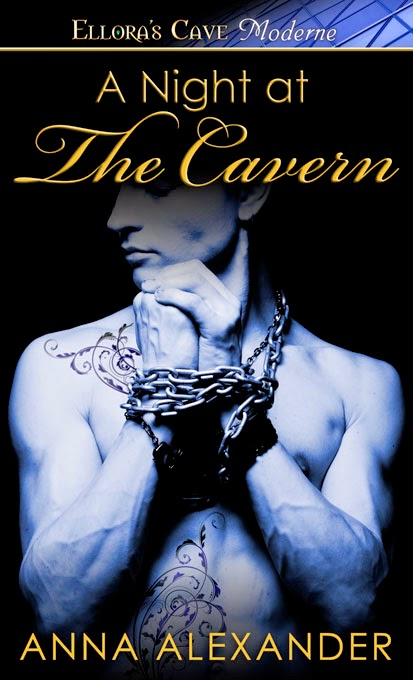 http://www.amazon.com/Night-Cavern-Heroes-Saturn-ebook/dp/B00FWSTSVC/ref=sr_1_1?ie=UTF8&qid=1407293889&sr=8-1&keywords=a+night+at+the+cavern+by+anna+alexander