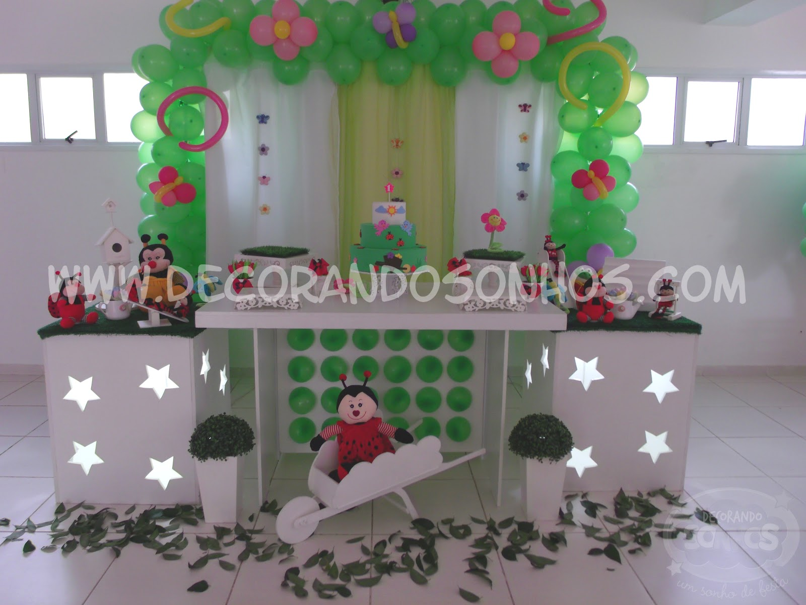 decoracao+jardim+encantado+clean+festa+infantil+jardim+encantado