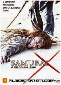 Samurai X - O Fim de Uma Lenda Torrent Dual Audio