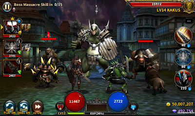 Soul Taker Face of Fatal Blow v3.9.18.44 Mod Apk Data (Mega Mod) 2